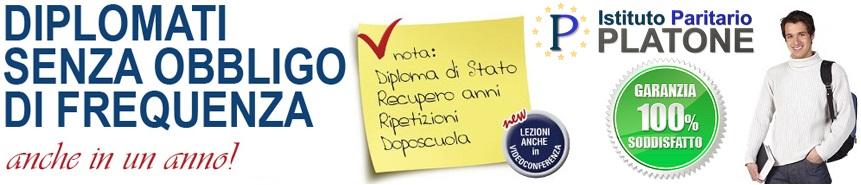 Diploma Online Istituto Platone