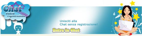 la chat gratis senza registrazione