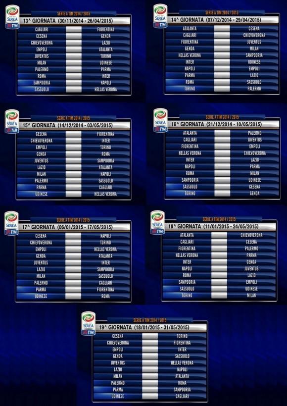 2014 2015 campionato serie a