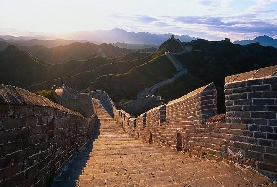 muraglia cinese bellezza