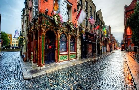irlanda vacanza dublino