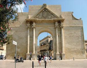 porte di Lecce - Porta Napoli