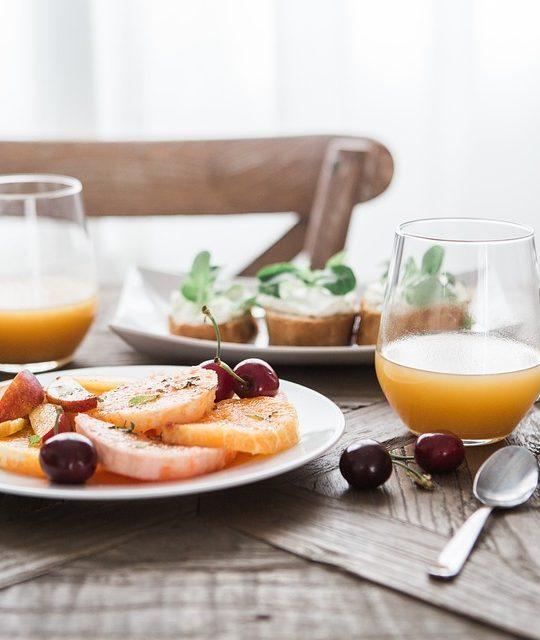 come deve essere colazione in un bed and breakfast