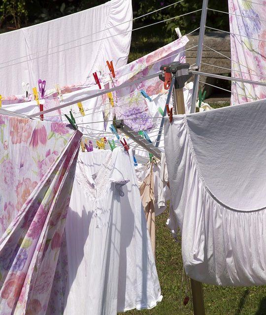 come lavare lenzuola in lavatrice
